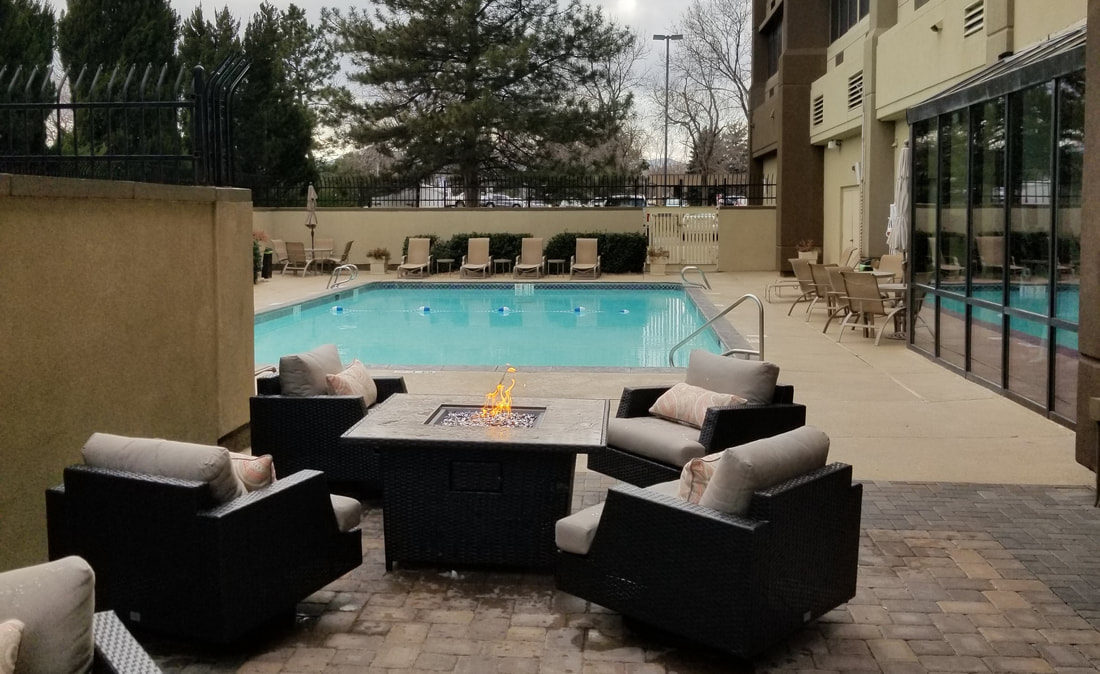 Our Outdoor Pool And Patio. U201c